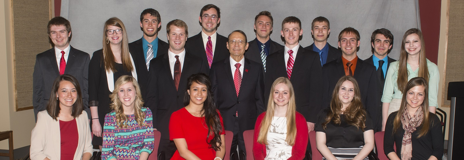 2013-2014 Outstanding Student Leader Award Semifinalists