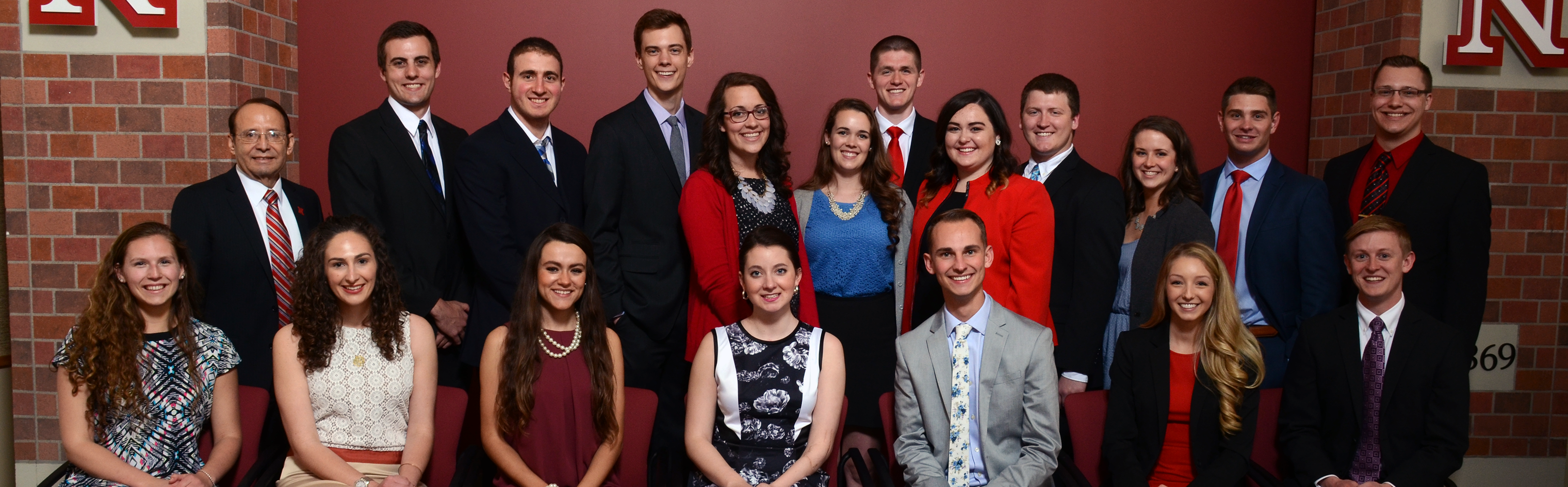 2015-2016 Outstanding Student Leader Award Semifinalists