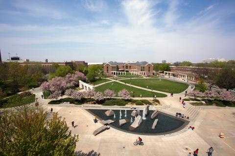 University of Nebraska-Lincoln campus