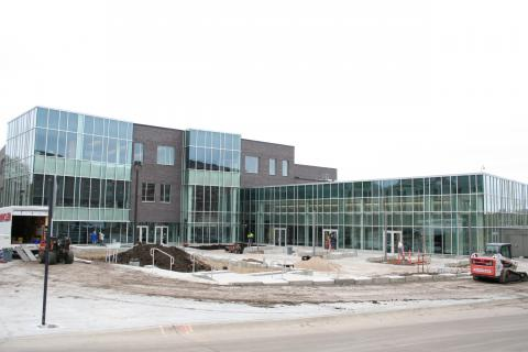 Willa S. Cather Dining Complex at the University of Nebraska-Lincoln